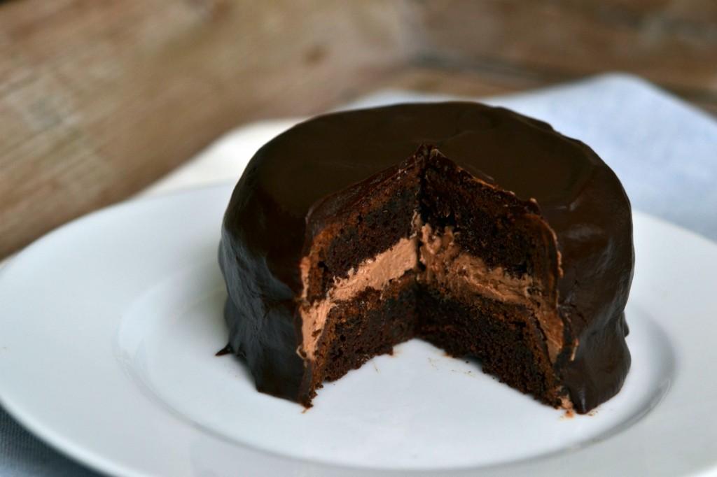 Jules Devil's Food Cake