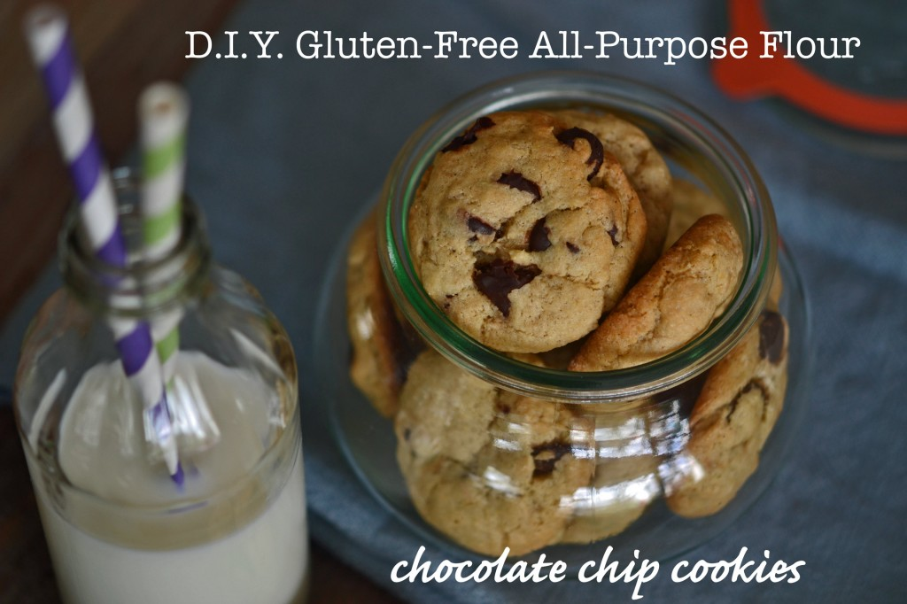 Gluten Free Mock Cup4Cup All Purpose Flour Recipe