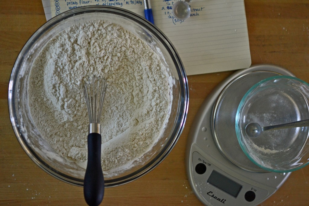 D.I.Y. All-Purpose Gluten-Free Flour Blend Recipe