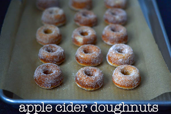 This easy gluten free baked apple cider donuts recipe is the cure for what ails you when you go to the apple orchard—but can't buy their sweet-smelling baked goods!