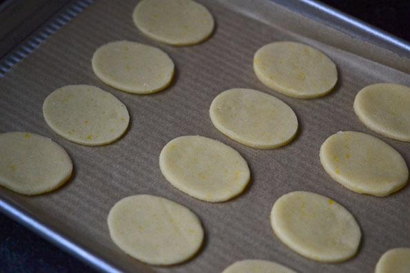 Gluten-Free Vanilla Wafer Sandwich Cookies