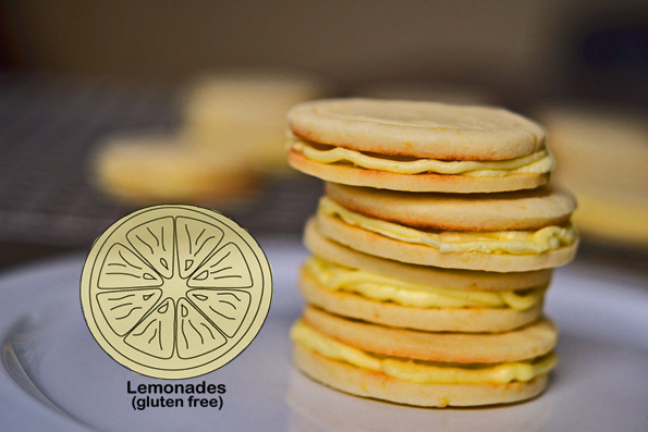 Gluten Free Lemonades Girl Scout Cookies Copycat Recipe