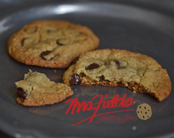 Mrs. Fields Gluten Free Chocolate Chip Cookies