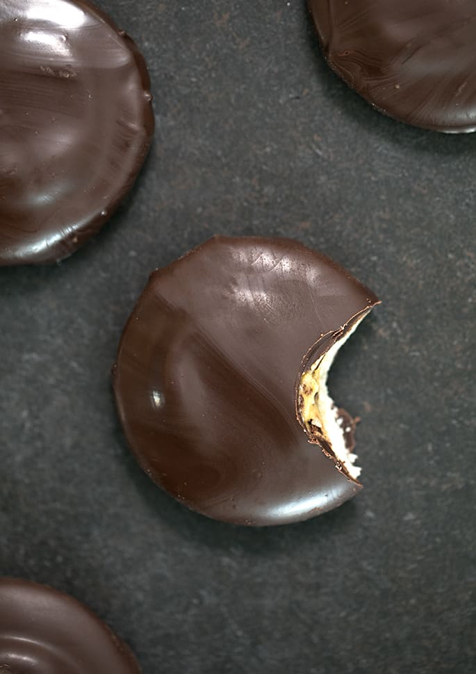 Tagalongs! Gluten-Free Girl Scout Cookies