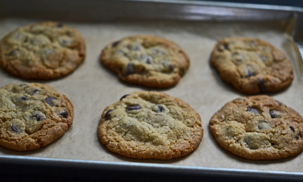 Mrs. Fields Gluten Free Chocolate Chip Cookies