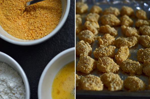 Gluten-Free Chicken Dinner | Healthier Baked Sesame Chicken
