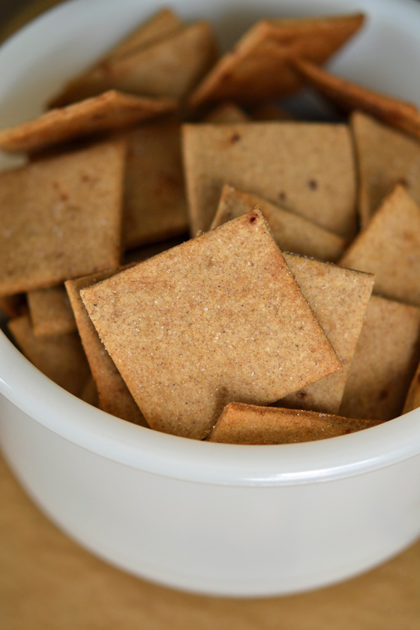 These gluten free Wheat Thins crackers have all the hearty, crispy and buttery taste you remember—just without the wheat.