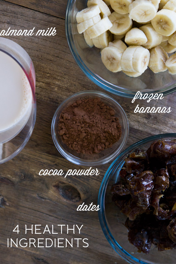 Healthy Smoothie: Paleo Chocolate Banana