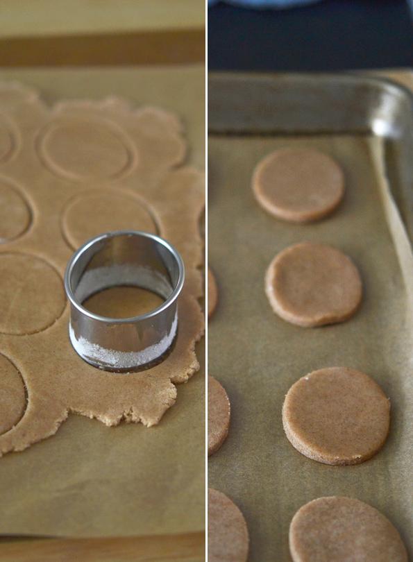 Gluten Free Speculoos Cookies