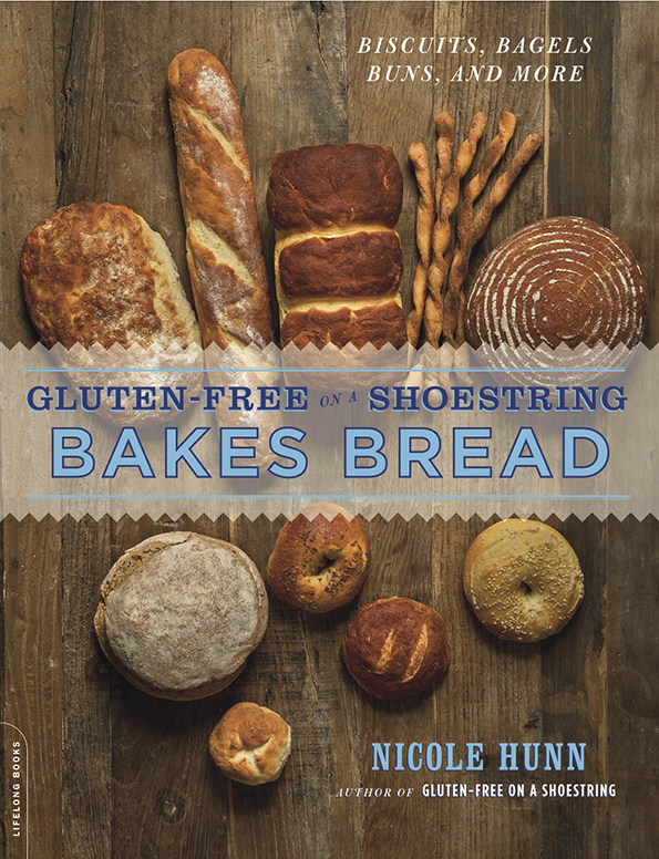 Introducing Gluten Free on a Shoestring Bakes Bread! 10 Bread Lessons