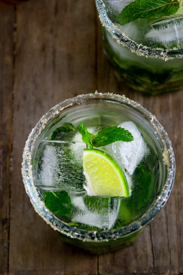 Mojitos recipe