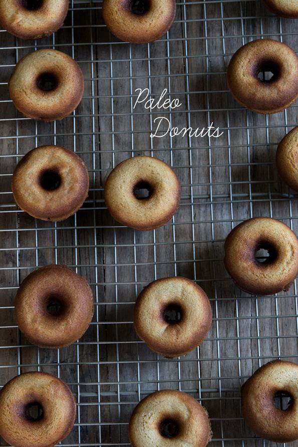 Paleo Donuts (Gluten Free Grain Free Dairy Free)