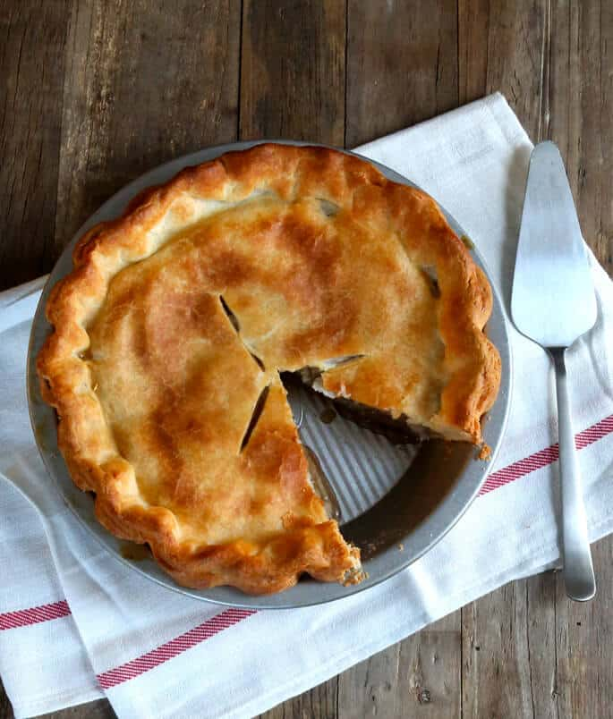 Baking your gluten free apple pie in a bag ensures perfect fork-tender apples and a light and flaky, perfectly browned crust every time. Try this old-fashioned technique during pie season—or any time!