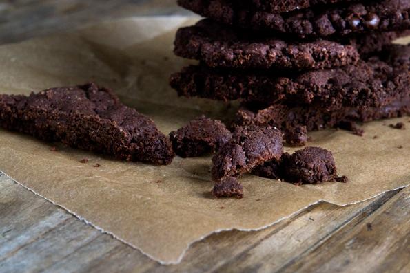 Gluten Free Crunchy Brownies