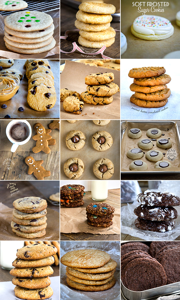 The Best Gluten Free Christmas Cookies 2013