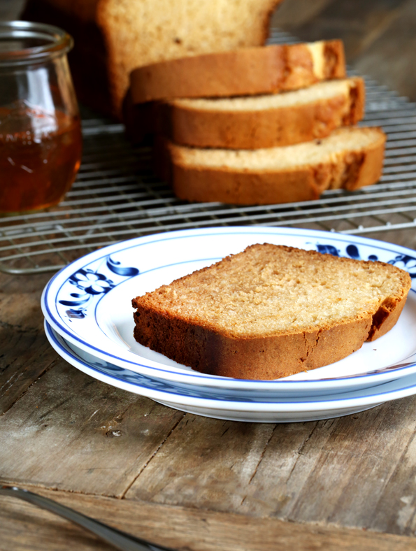 Gluten Free Honey Bread