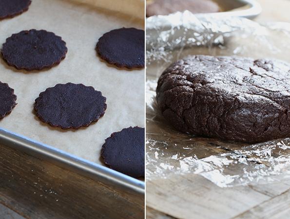 Paleo Oreo Style Cookies