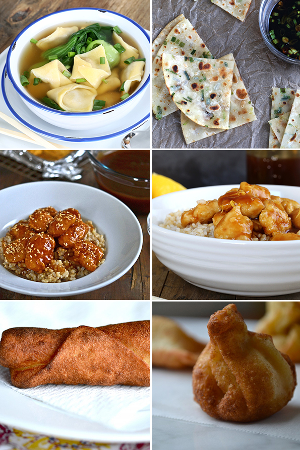 Gluten Free Chinese Food Recipes