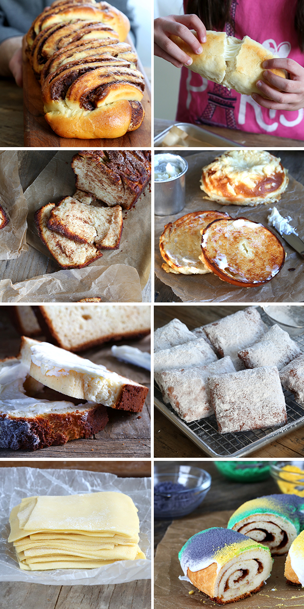 New Gluten Free Bread Recipes
