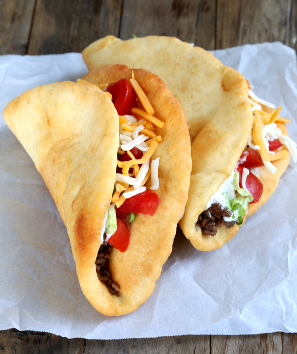Gluten Free Chalupas A Taco Bell Copycat Recipe Great Gluten Free Recipes For Every Occasion