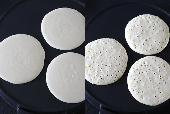 Gluten Free Vanilla Bean Ricotta Pancakes