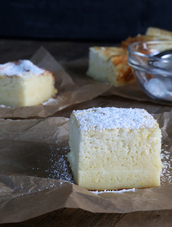 Gluten Free Custard Cake Great gluten free recipes for every