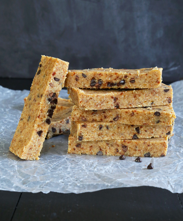 Peanut Butter Chocolate Chip LARABAR Copycats