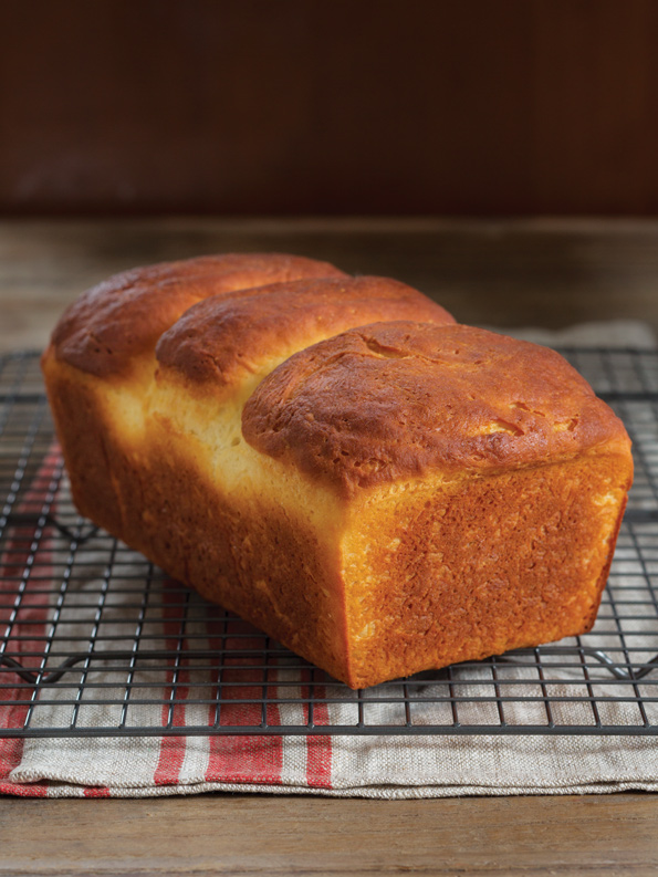 Gluten Free Japanese Milk Bread from GFOAS Bakes Bread