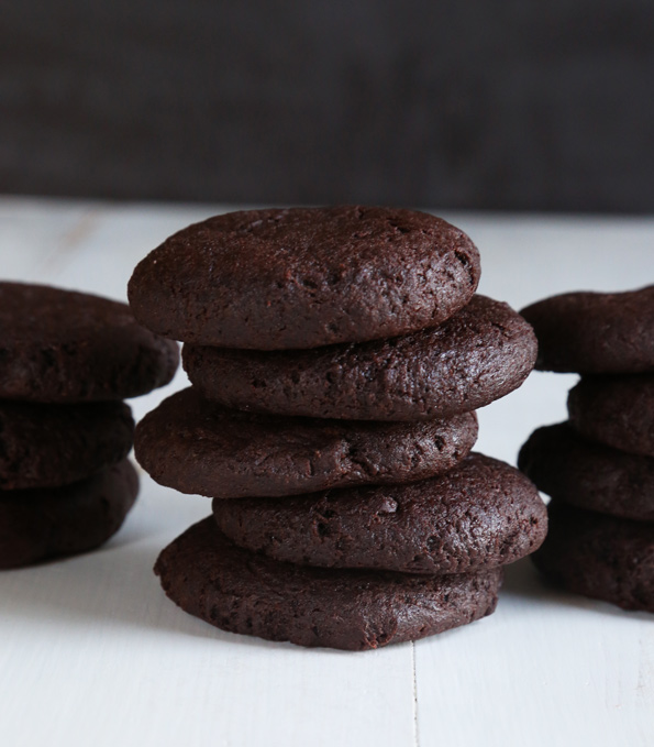 Gluten Free Chocolate Cheesecake Cookies