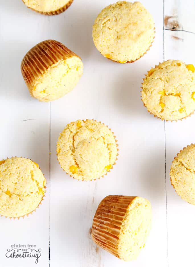 D.I.Y. Friday: Gluten Free Jiffy-Style Corn Muffin Mix
