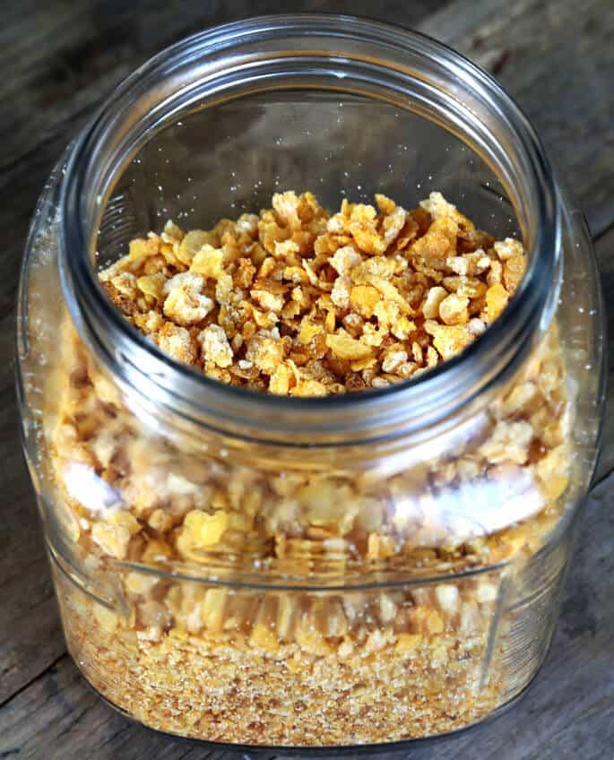Momofuku-Style Gluten Free Cornflake Crunch