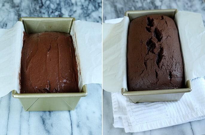 Classic Gluten Free Chocolate Pound Cake