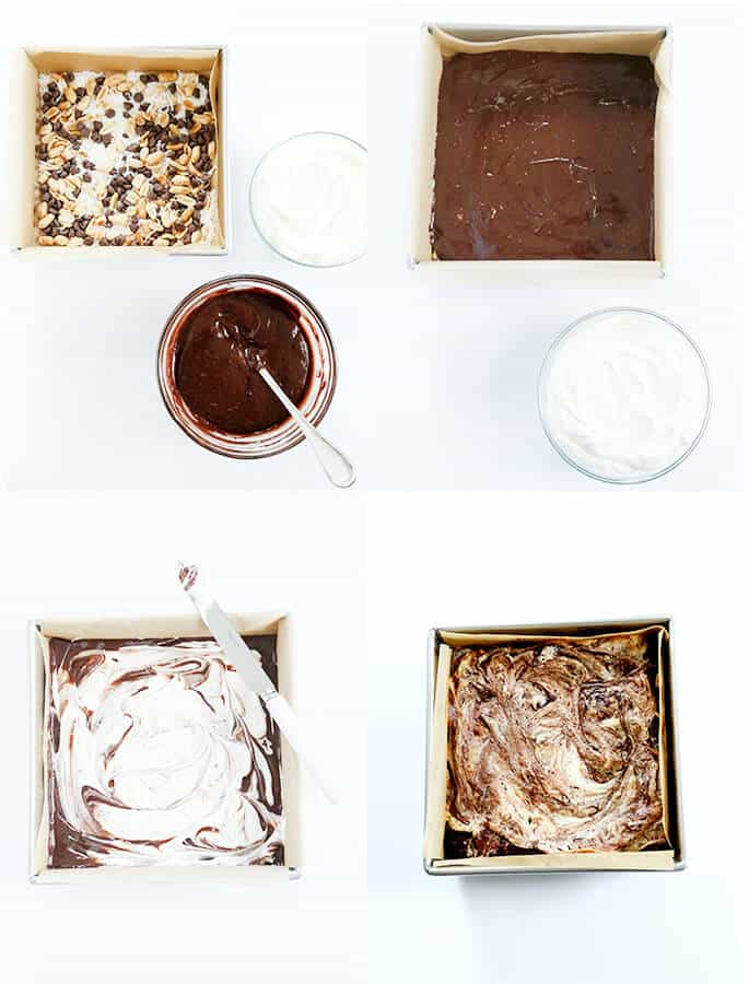 Rich and Chocolatey Gluten Free Earthquake Cake, Step by Step