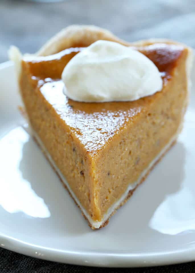Smooth, creamy and rich, this classic recipe for gluten free pumpkin pie is the very best way to dress up your holiday table.Make it with a pumpkin filling, or even as a sweet potato pie. The choice is yours!