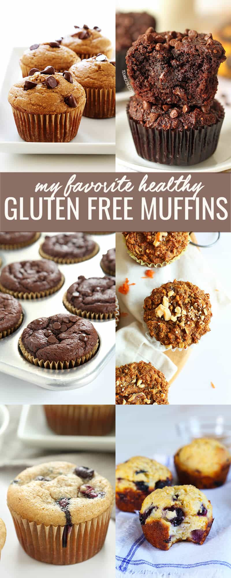 10 gluten free muffins, for everything from blueberry and banana to chocolate and chocolate chip—even Paleo or vegan. We've taken the classic breakfast muffin and made it into a truly healthy gluten free breakfast! https://glutenfreeonashoestring.com/