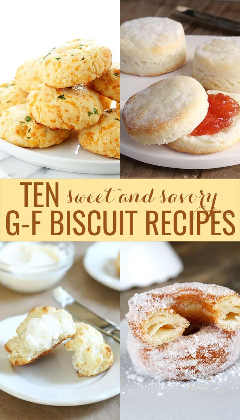 Easy Gluten Free Biscuit Recipe
