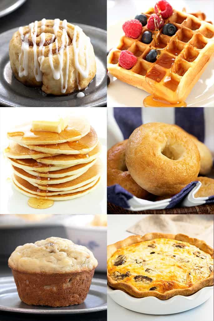 10 Gluten Free Breakfast Ideas