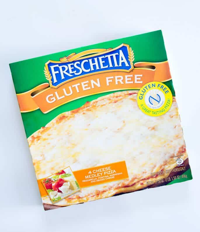 Try Freschetta's gluten free frozen pizza and make dinnertime a snap!