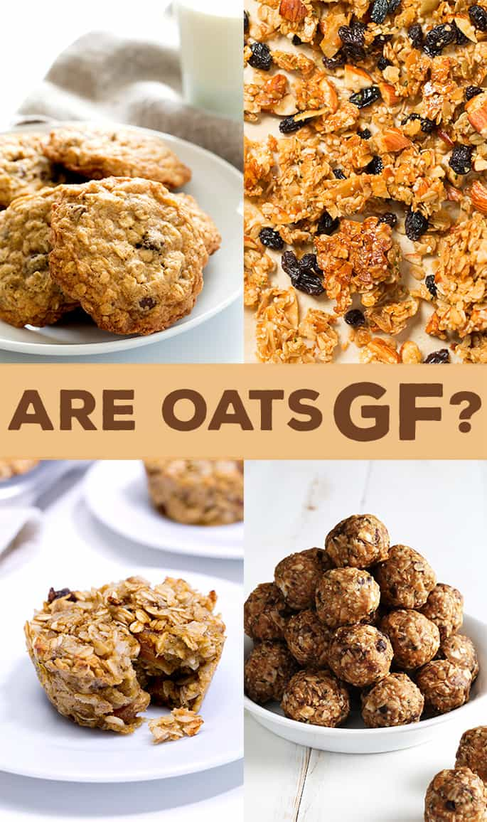 """Have you ever wondered, are oats gluten free? The short answer is """"yes."""" But you might be surprised how many thoughts and feelings people have on the subject."""