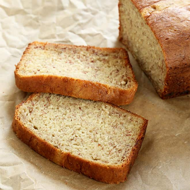 One Bowl Gluten Free Banana Bread: Moist and Delicious
