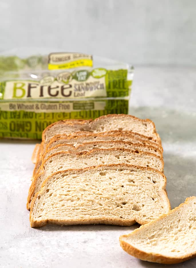 If you're tired of paying too much for sliced gluten free bread that you can't separate or crumbles before your very eyes, here's my list of 8 of the best gluten free bread brands to try. BFree GF Bread