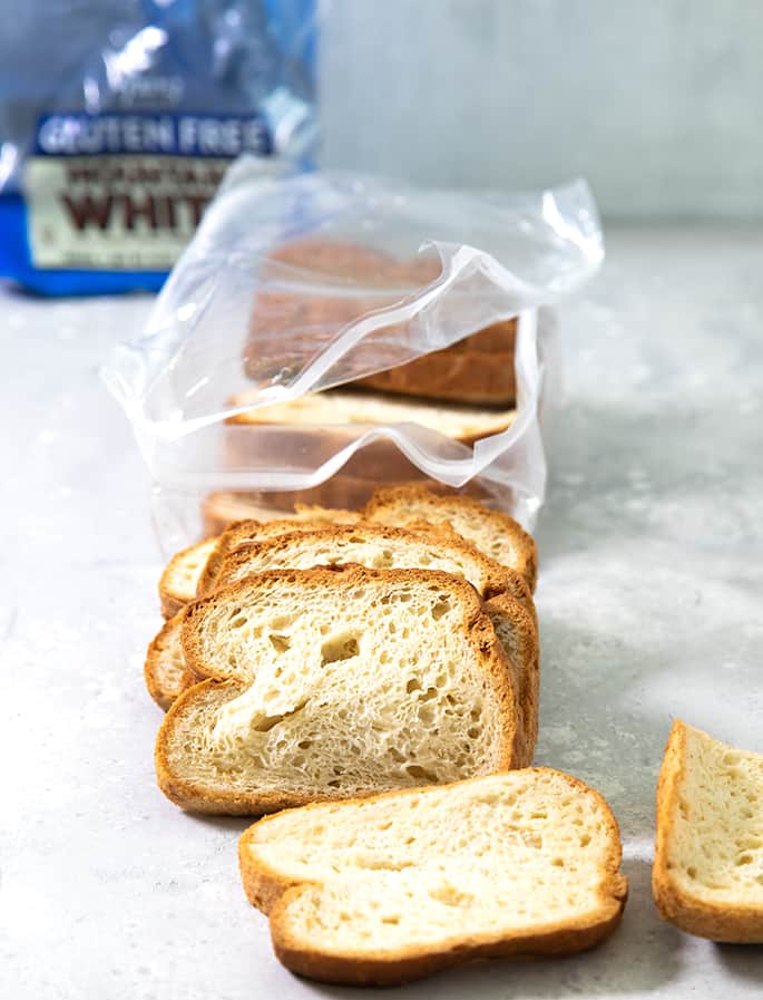 If you're tired of paying too much for sliced gluten free bread that you can't separate or crumbles before your very eyes, here's my list of 8 of the best gluten free bread brands to try. Franz GF Bread