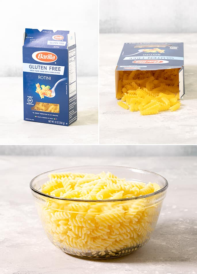 It's great to make your own fresh gluten free pasta, but who can do that every day? For real-life weekdays, here's my list of 8 of the best dried gluten free pasta brands to try, including Barilla.