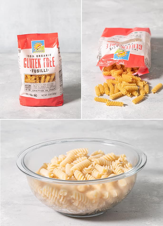 It's great to make your own fresh gluten free pasta, but who can do that every day? For real-life weekdays, here's my list of 8 of the best dried gluten free pasta brands to try, including Bionaturae.