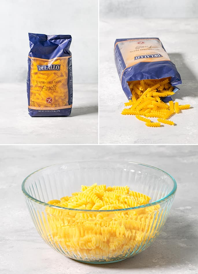 It's great to make your own fresh gluten free pasta, but who can do that every day? For real-life weekdays, here's my list of 8 of the best dried gluten free pasta brands to try, including Delallo.