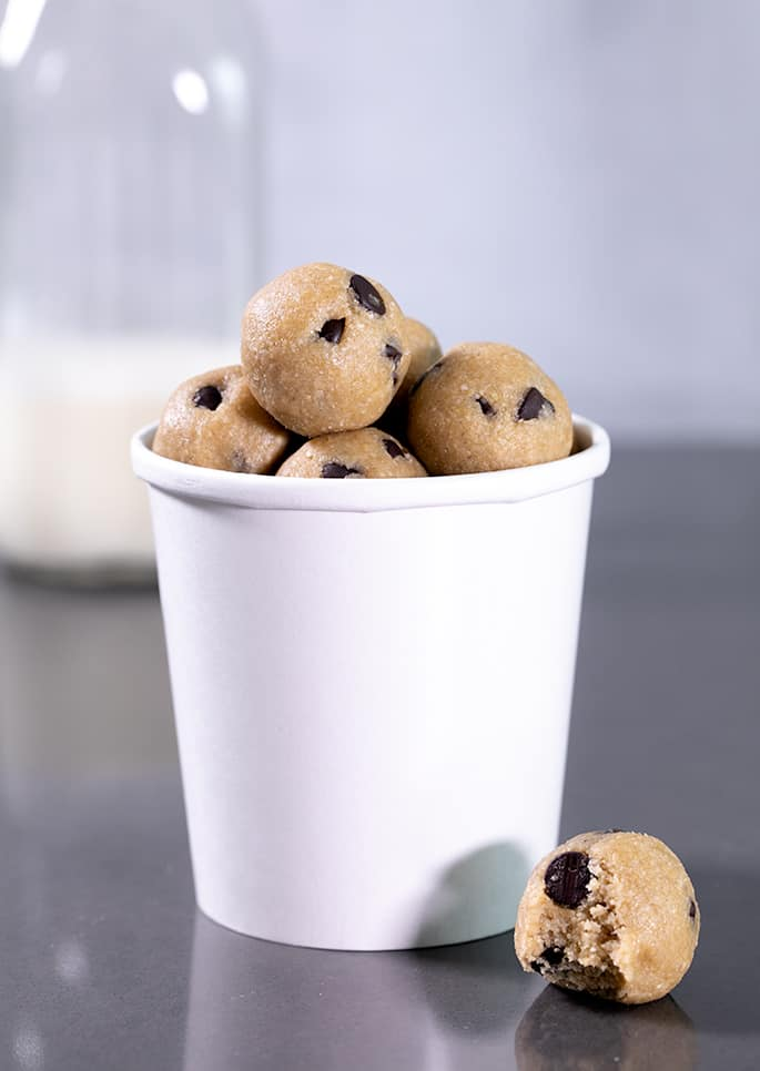 Edible Cookie Dough Recipe With Oats