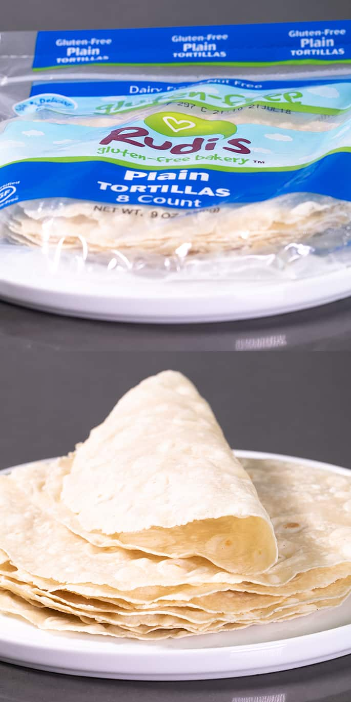 If you love tortillas but can't always make your own, here are 8 of the very best gluten free tortillas brands to try. They're so versatile, and there are even some amazing Paleo-style wraps on the list!