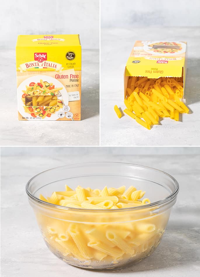 It's great to make your own fresh gluten free pasta, but who can do that every day? For real-life weekdays, here's my list of 8 of the best dried gluten free pasta brands to try, including Schar.