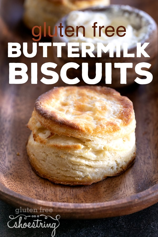 Learn to make a few puff pastry-style turns of this super simple dough, and you will know how to make gluten free biscuits with layers and layers. You'll never want to make them any other way.#glutenfree #gf #gfbiscuits #pastry #flaky