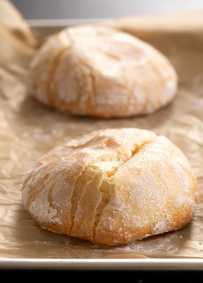 This recipe for homemade Against the Grain-style gluten free rolls is just like the original. Stop paying too much for packaged gluten free bread!